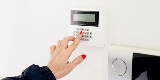 Residential Alarm Home Installation System